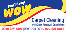 Say Wow Carpet Cleaning