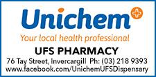 UFS Dispensary Invercargill